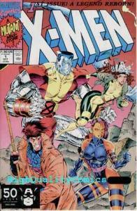 X-MEN 1,NM+, Gambit Rogue cv,1991, unread copy, Wolverine, more in store