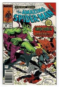 Amazing Spiderman 312   Spiderman vs Green Goblin   Newsstand   McFarlane