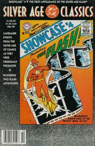 DC Silver Age Classics Showcase #4 FN; DC | save on shipping - details inside