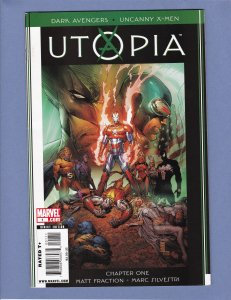 Utopia #1 VF/NM Venom