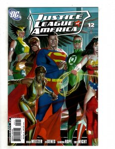 Justice League of America: The Lightning Saga #1 (2009) OF24