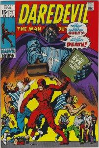 Daredevil #71