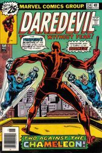 Daredevil (1964 series) #134, VF- (Stock photo)