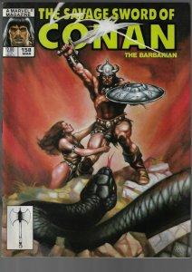 Savage Sword of Conan #158 (Marvel, 1989)