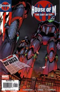 Decimation: House of M—The Day After #1 FN; Marvel | save on shipping - details
