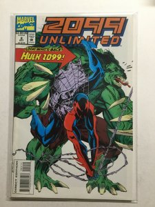 2099 Unlimited 2 Near Mint Nm Marvel