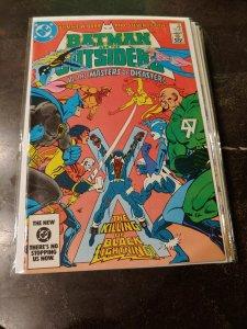 Batman and the Outsiders (AU) #12