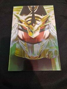Drakkon New Dawn #1 of 3 VIRGIN FOIL VARIANT Boom Studios 2020 Ranger Slayer