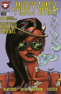 Mercy Sparx (3rd Series) #9A VF/NM; Devil's Due   save on shipping - details ins