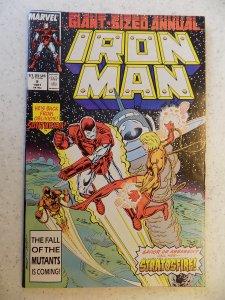 INVINCIBLE IRON MAN ANNUAL # 9