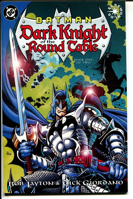 Batman: Dark Knight Of The Round Table-Book 1-Bob Layton