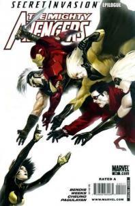 Mighty Avengers (2007 series) #20, VF+ (Stock photo)