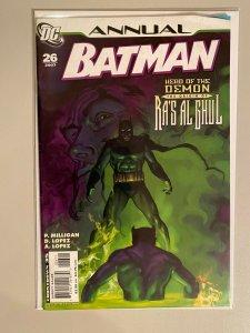 Batman Annual #26 6.0 FN (2007)