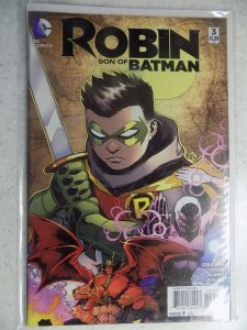 ROBIN SON OF BATMAN # 3