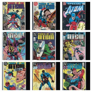 Power of the Atom #1-18 plus Special (DC 1988-1989)