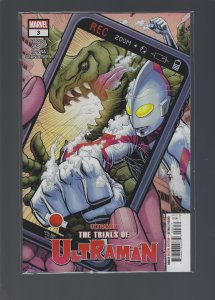 The Trials of Ultraman #3 (2021)
