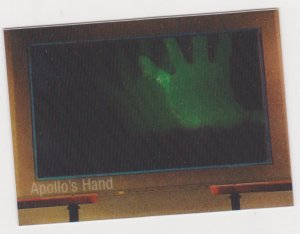 1996 Star Trek 30 Years Motion Card #M1 Apollo's Hand