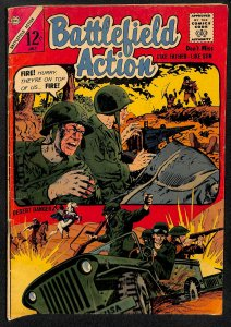 Battlefield Action #48 (1963)