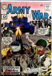 Our Army at War #113 (1961)