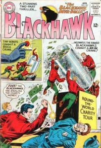 Blackhawk (1944 series) #207, VG+ (Stock photo)