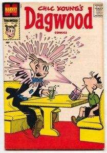 Dagwood #104 1959- Harvey comics- high grade VF+