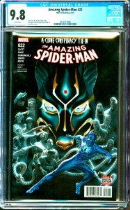 Amazing Spider-Man #22 CGC Graded 9.8
