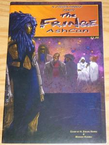 N. Steven Harris Presents the Fringe Ashcan #1 VF/NM afrocentric bad girl
