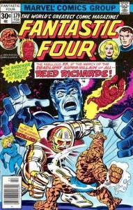 Fantastic Four (1961 series) #179, Fine (Stock photo)