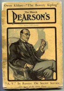 Pearson's Magazine March 1905- Owen Kildare G-