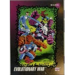 1992 Marvel Universe Series 3 EVOLUTIONARY WAR #185