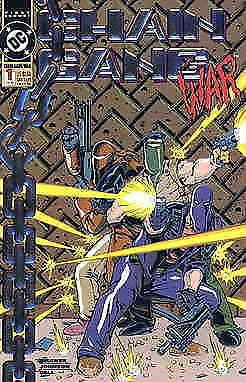 Chain Gang War #1 VF/NM; DC | save on shipping - details inside