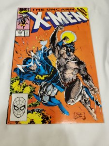 Uncanny X-Men 258 VF/NM
