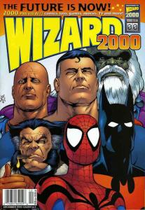 Wizard: The Comics Magazine #2000A VF/NM; Wizard | save on shipping - details in