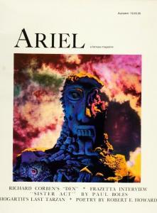 ARIEL 1976 AUT-FRAZETTA/ROBERT E. HOWARD-HOGARTH FN