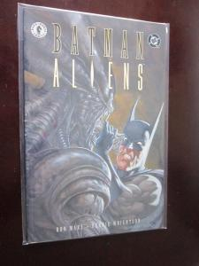 Batman/Aliens (1997 1st Printing) #2 - 6.0 - 1997
