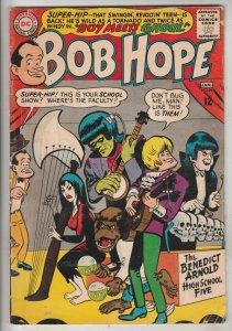 Bob Hope #96 (Dec-63) VG+ Affordable-Grade Bob Hope
