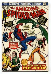 Amazing Spider-Man #127 comic book 1973- Marvel Bronze Age FN-