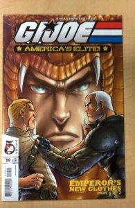 G.I. Joe: America's Elite #19 (2007)