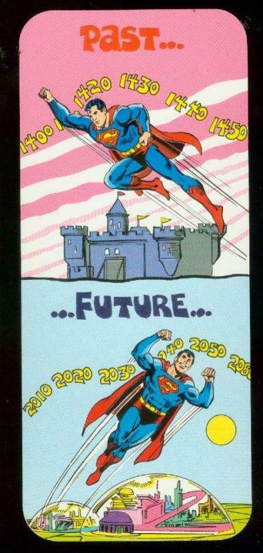 NEAL ADAMS SUPERMAN-BATMAN BIRTHDAY CARD #30 1978 NM