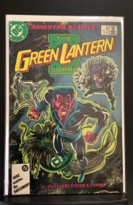 The Green Lantern Corps #217 (1987)