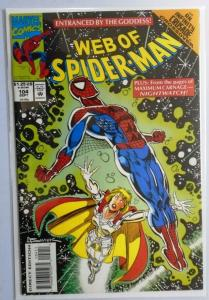Web of Spider-Man (1st Series) #104, 6.0/FN (1993)