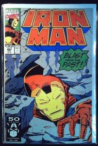 Iron Man #267 (1991)