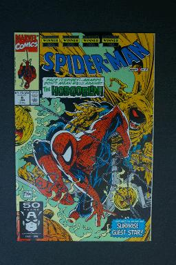 Spider-Man #6 Jan 1991 (1990 Series)