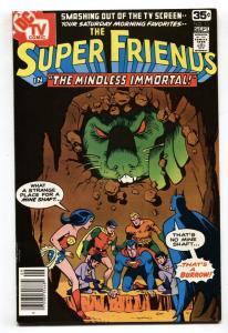 Super Friends #13 1978 1st appearance of Dr. Mist DC NM-