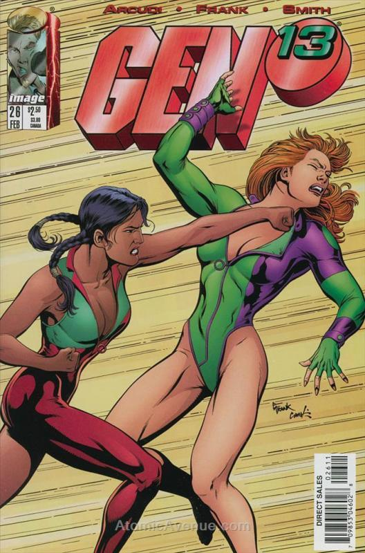 Gen13 #26 VF/NM; Image | save on shipping - details inside