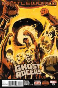 Ghost Racers #4, NM- (Stock photo)