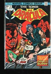 Tomb of Dracula #31 (1975)