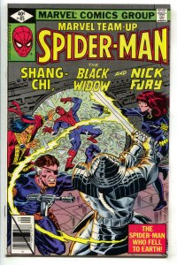 MARVEL TEAM-UP #85, VF/NM, Spider-man, Black Widow, 1972 1979, more in store
