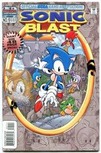 Sonic Blast Special #1 1997- Archie Comics- Sega VF/NM