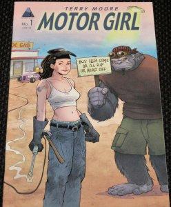Motor Girl #1 (2016)